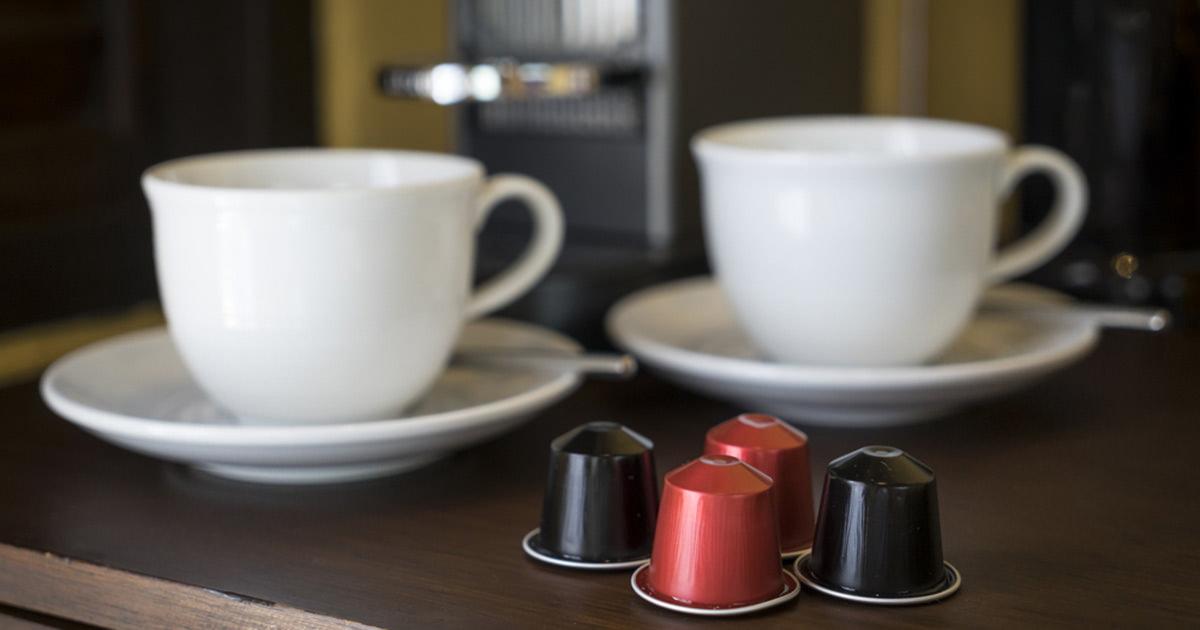 kaffekapslar miljö