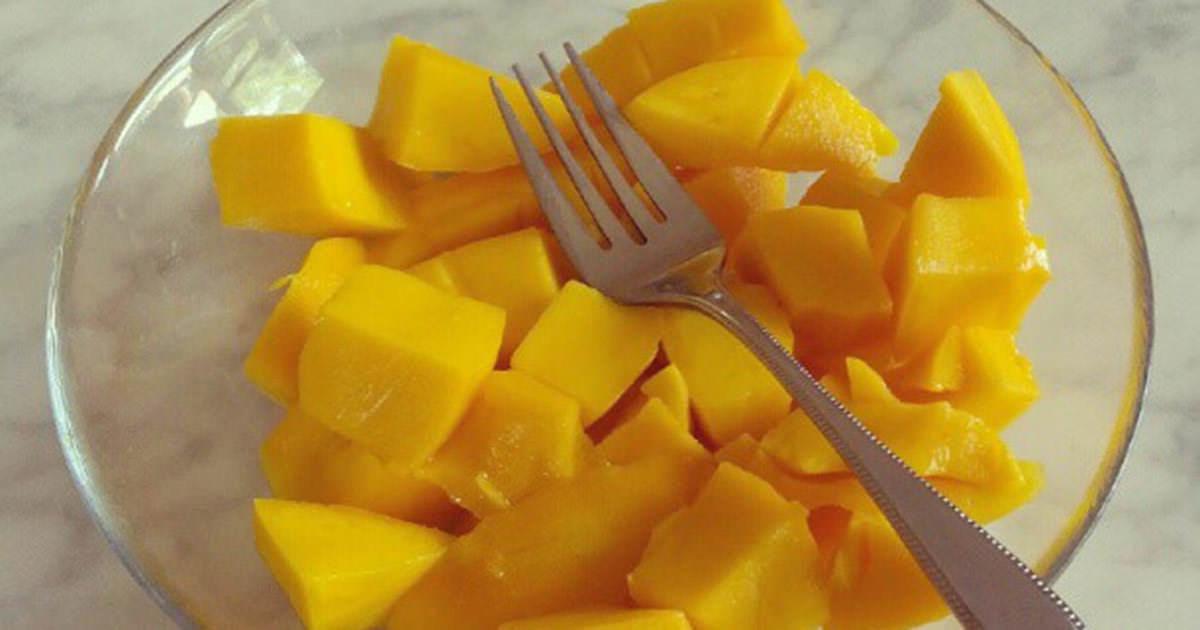 hur många kalorier innehåller en mango