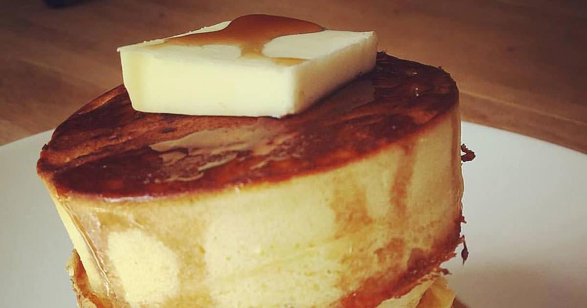 japanska suffle pannkakor