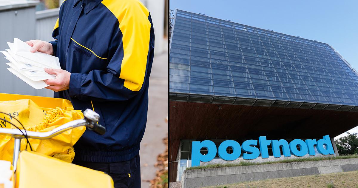 Postnord slutar dela ut post till hushåll – efter segdragen tvist
