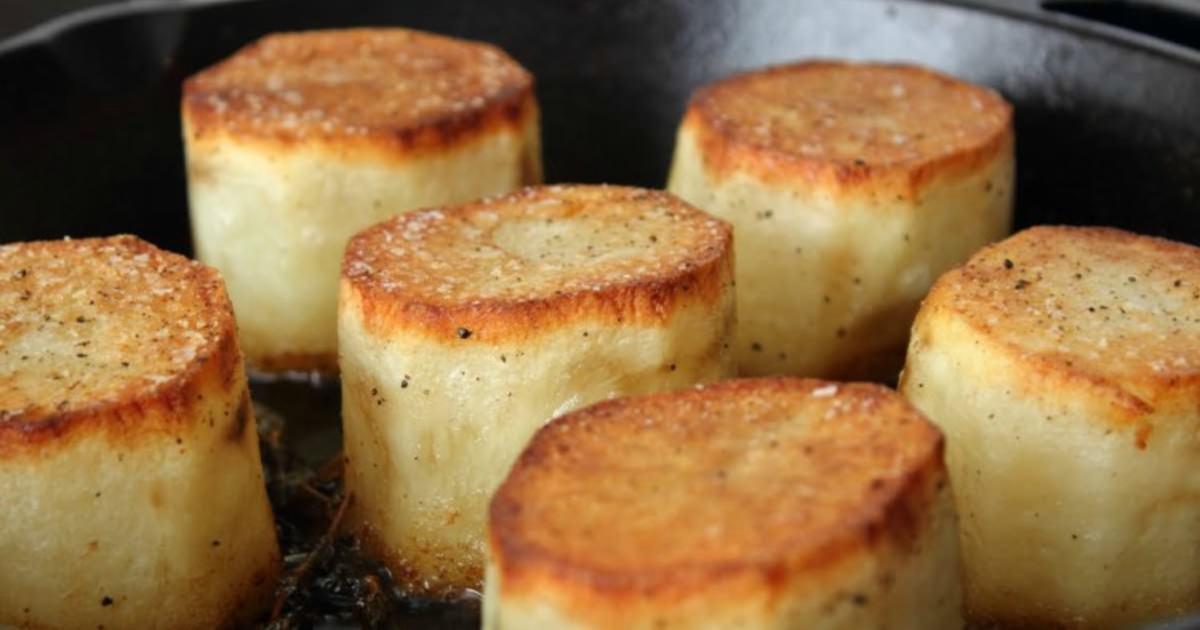 potatisgratäng och