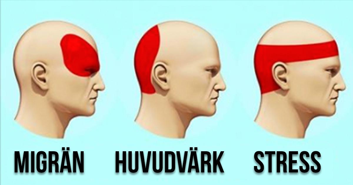 vad är spänningshuvudvärk