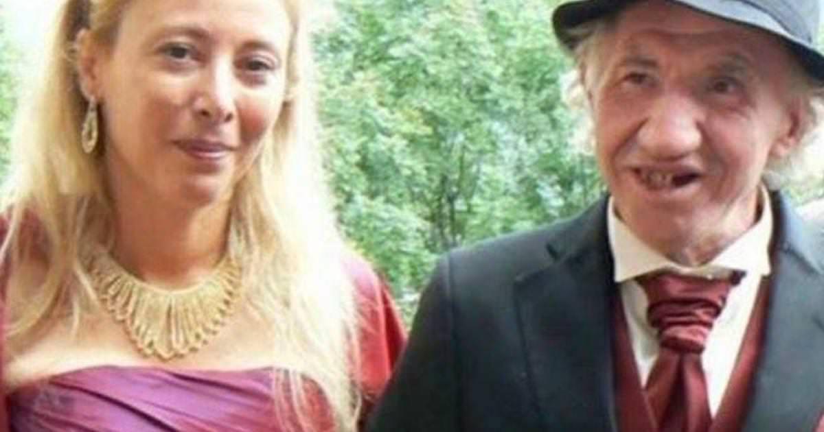 bröllop 1 år Alla var emot miljardärens bröllop med yngre kvinnan – när han dör  bröllop 1 år