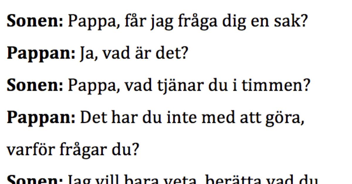 fråga olle dokumentären dansk