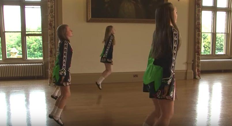Irländsk dans