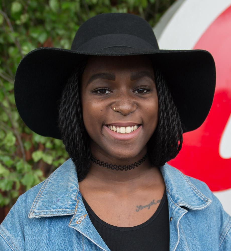 Så mycket bättre 2017: Sabina Ddumba är en av artisterna i TV4-programmet. Foto: EFrankie Fouganthin/Wikimedia