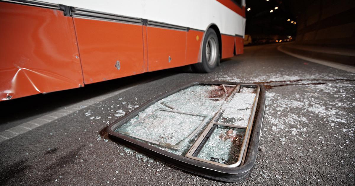 bussolycka