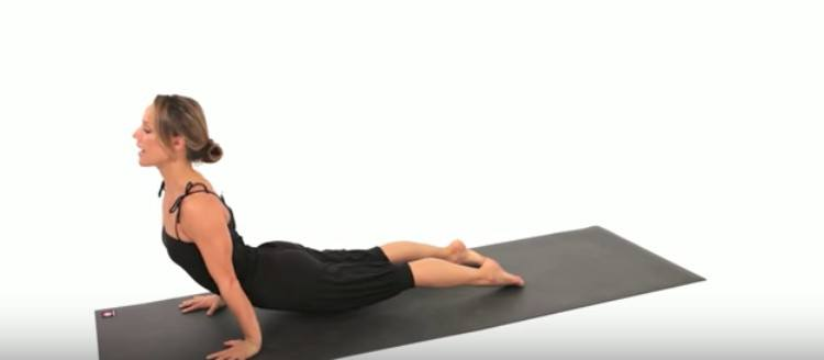 yoga mot ryggont