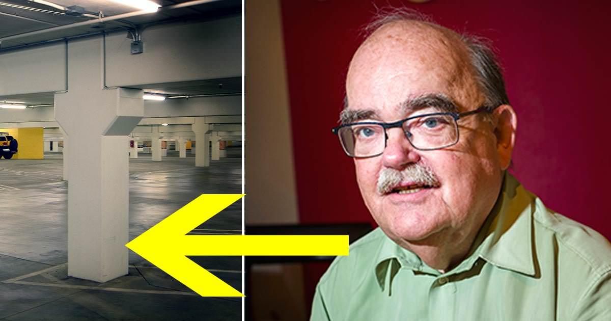 "Leif ""Loket"" Olsson krockade med sin egen garageport."