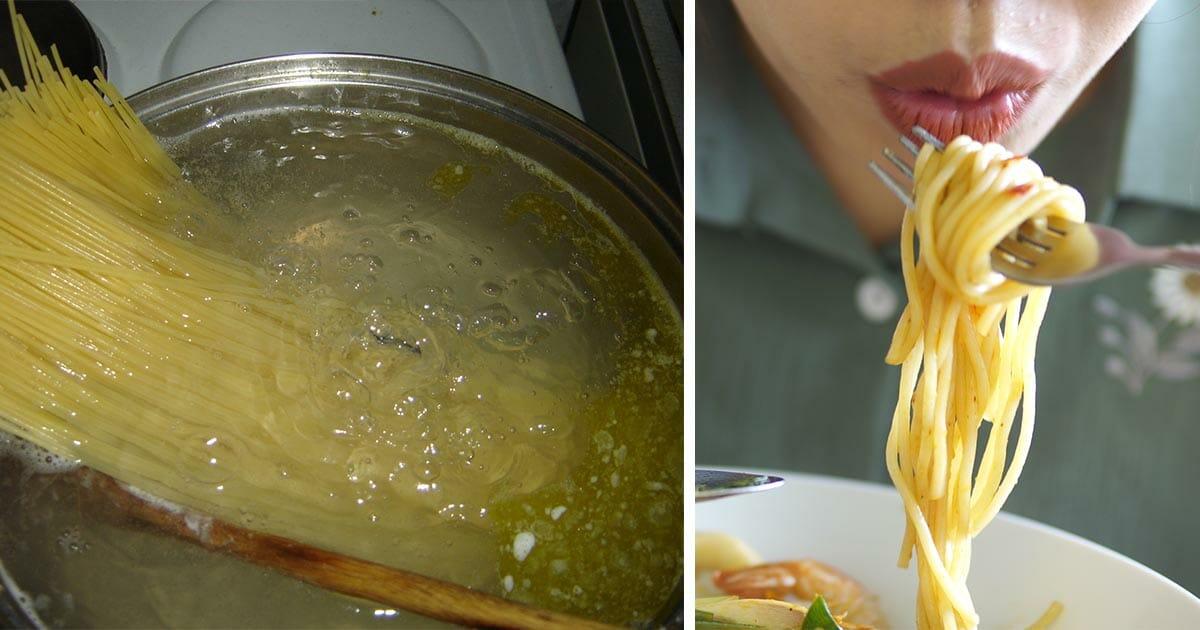 hur länge kokar man spagetti