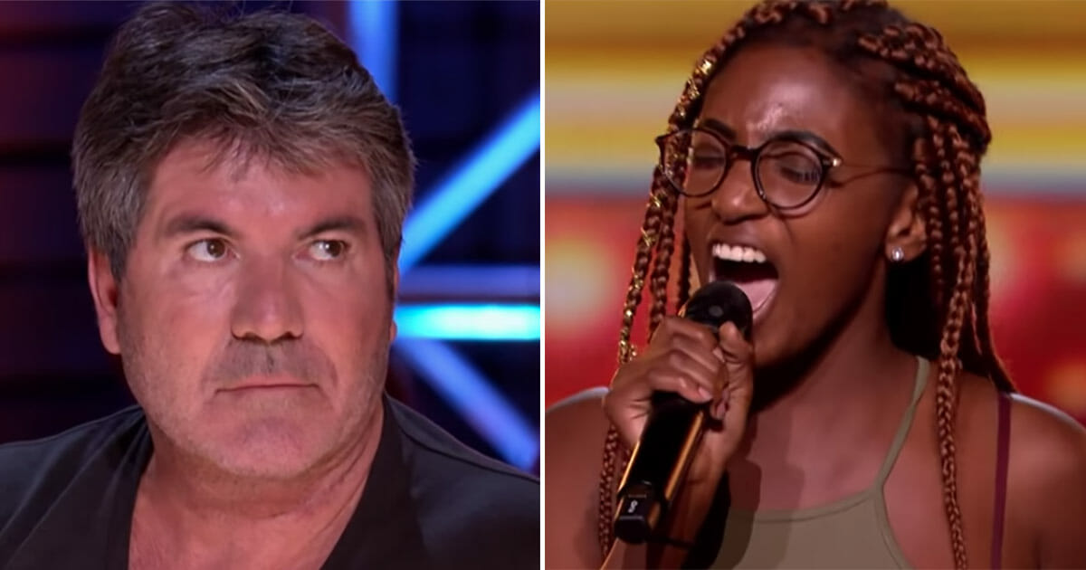 lanya matthews, x factor, simon cowell, audition