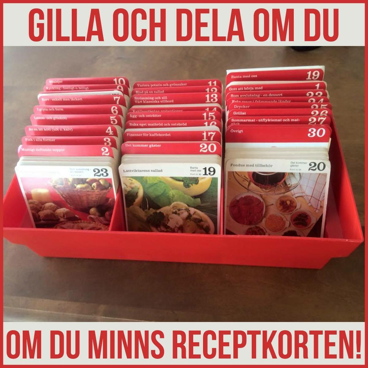 receptkort