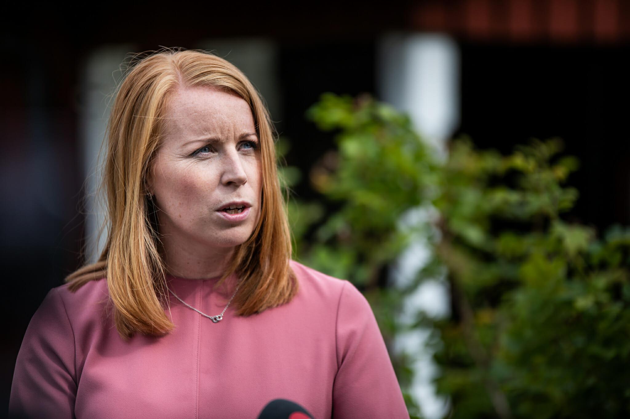 """KD-politikerns hårda dom mot Annie Lööf – efter nya överenskommelsen med Löfven: """"Bedragare"""""""