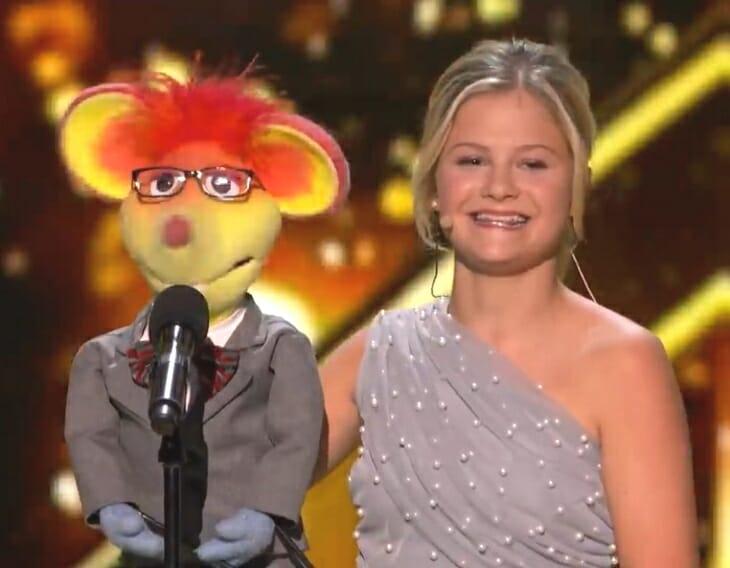 Darci Lynne är tillbaka på scenen 2 år senare och ger en otrolig show