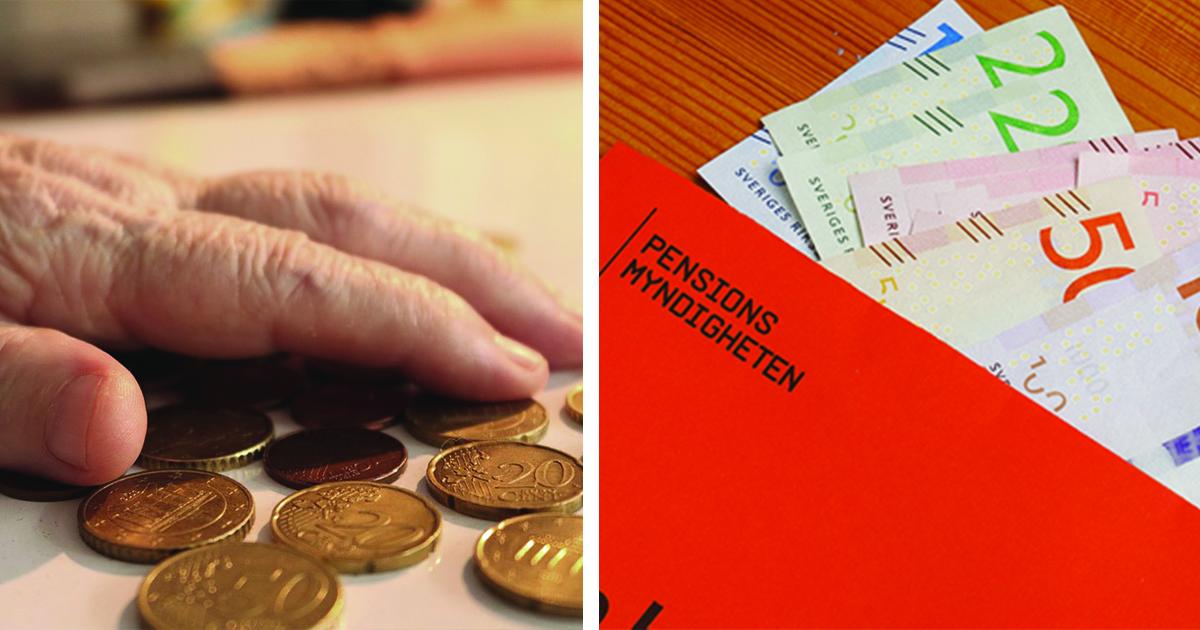 Höjd pension och bostadstillägg