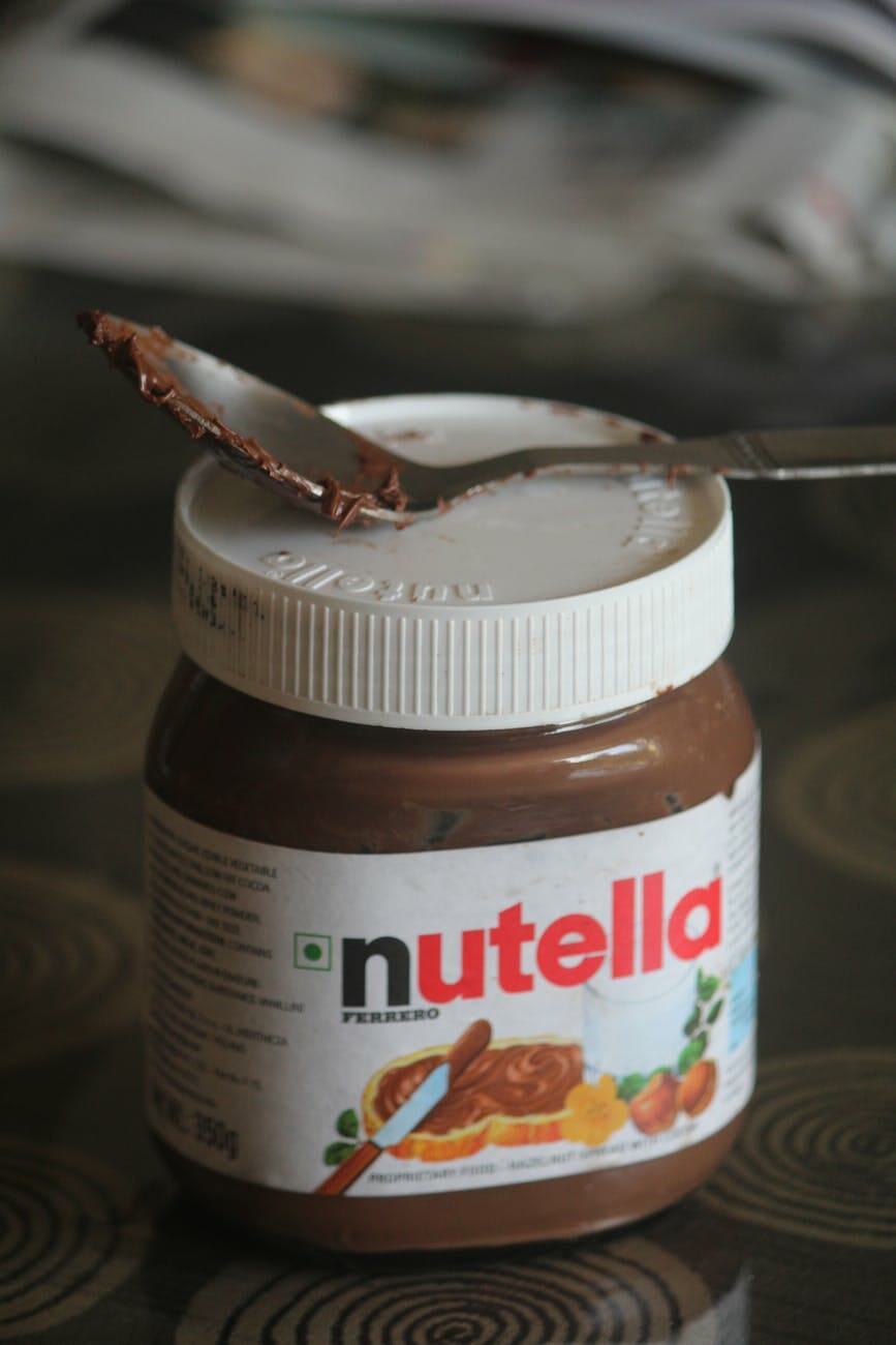 Nutellaburk