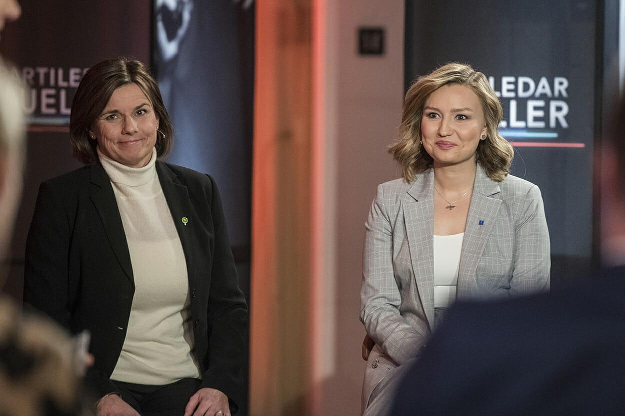 Väljarna: Isabella Lövin blir nästa partiledare att avgå