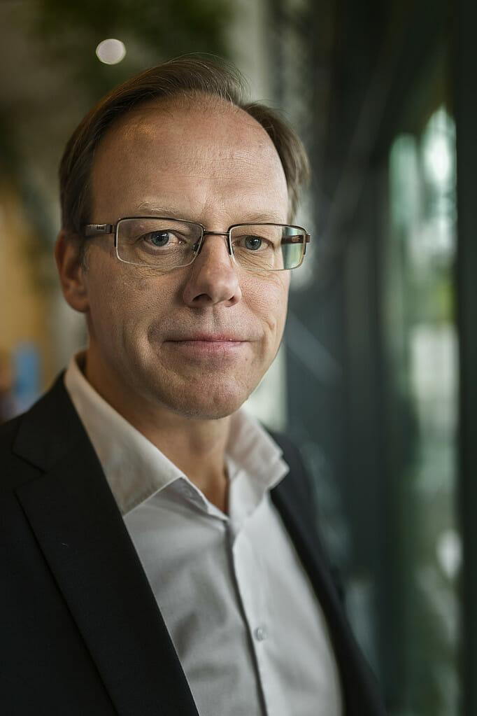 Håkan Ericsson, VD för Postnord