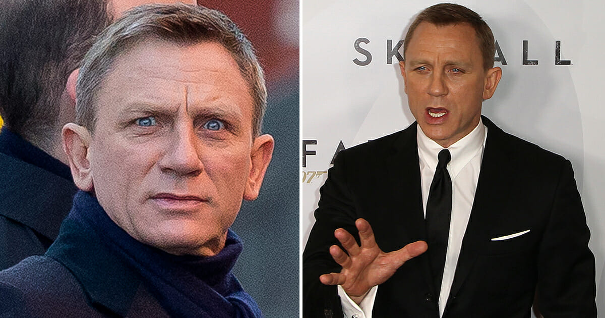 daniel craig bond james