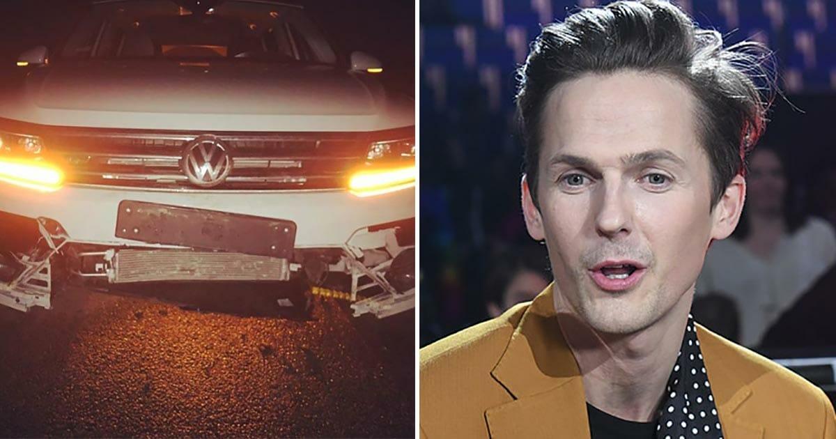 david lindgren, trafikolycka