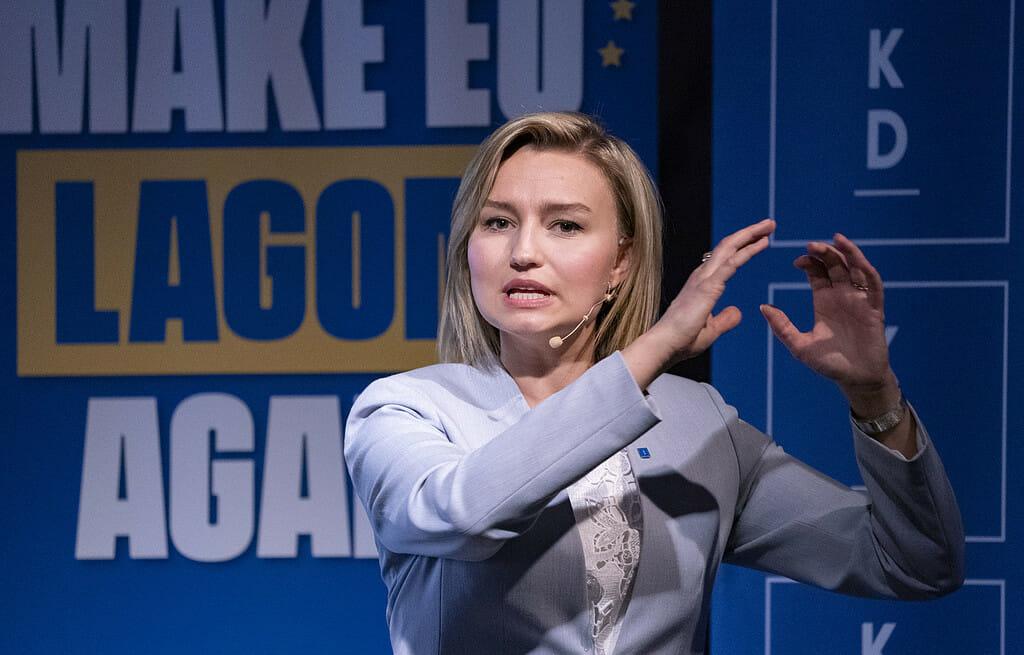 """KD: """"Dra in passet för alla IS-återvändare – i hela EU"""""""