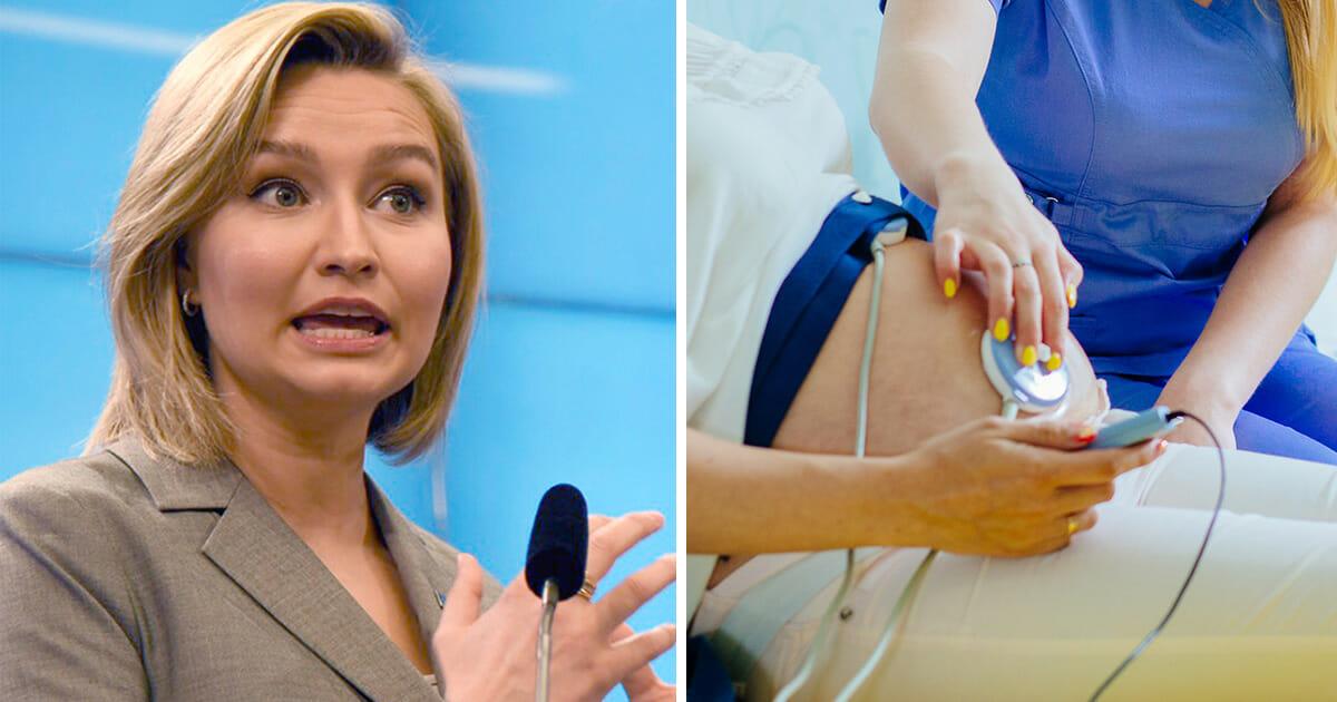 Ebba Busch Thors utspel: Barnmorskor ska kunna få vägra utföra abort
