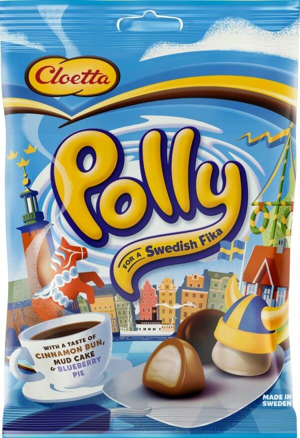 Polly - svenskt fika