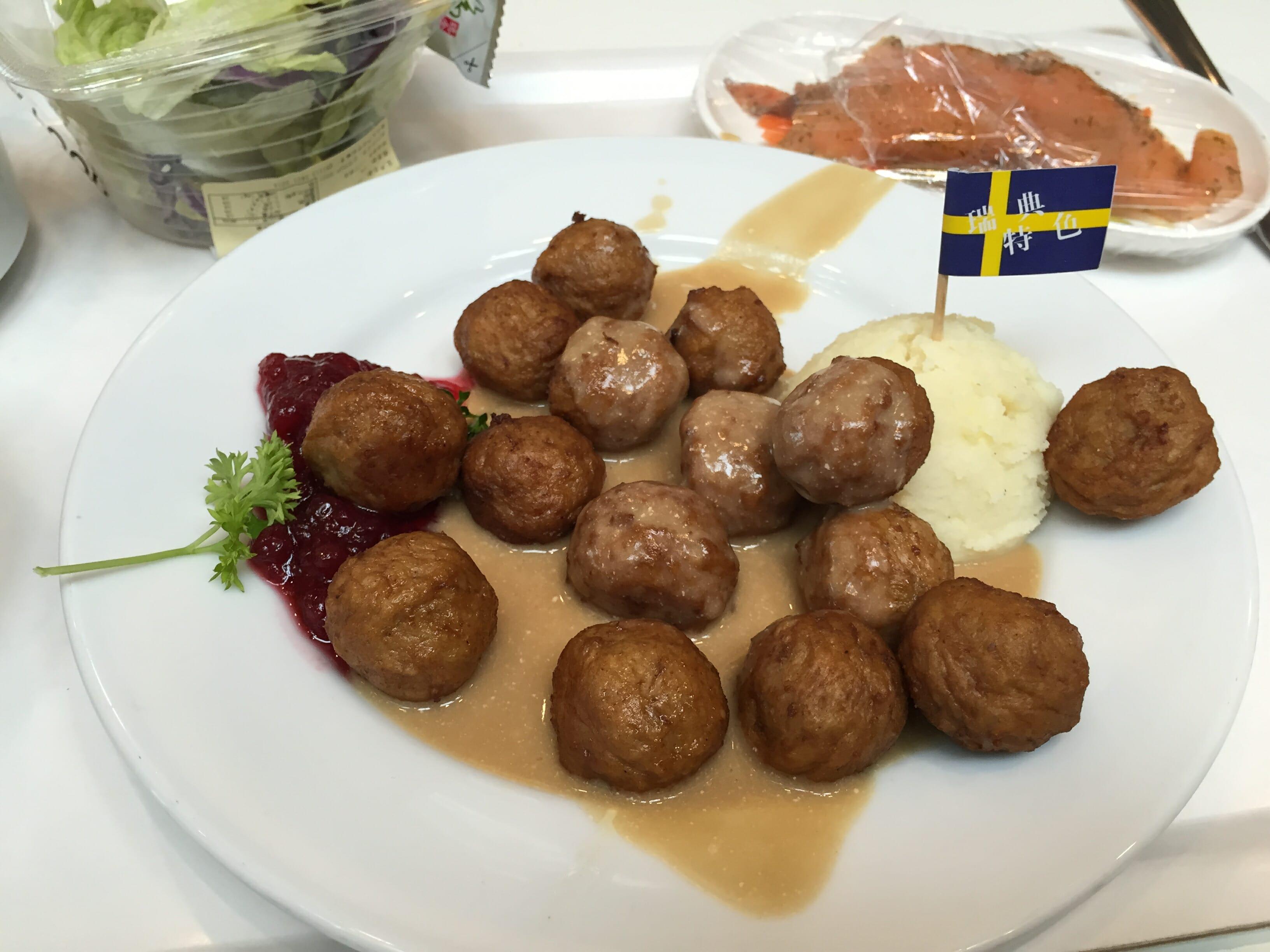 Ikeas köttbullar