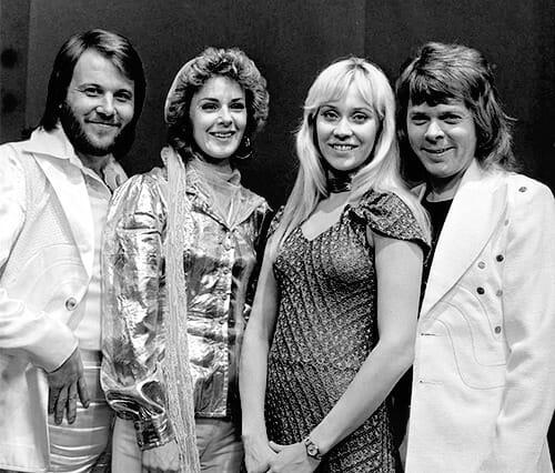 Abba år 1974.