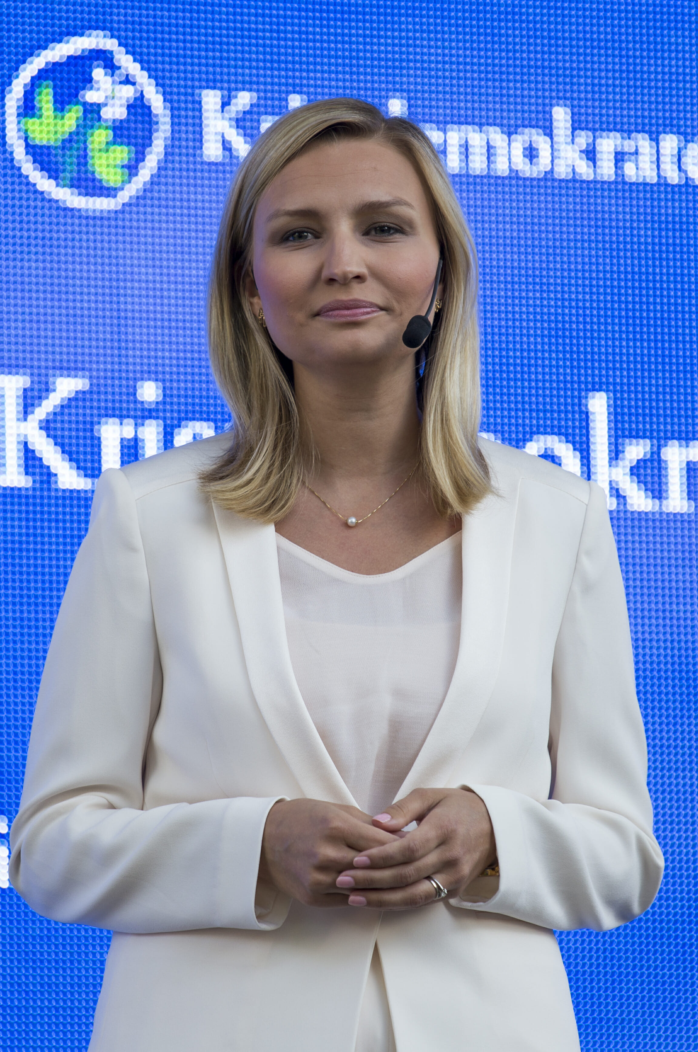 Ebba Busch Thor (KD). Foto: Per Pettersson/Wikimedia commons