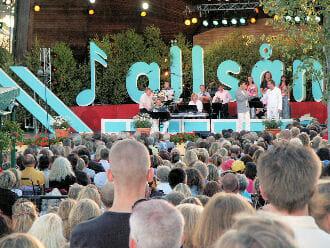 Allsång på Skansen 2019