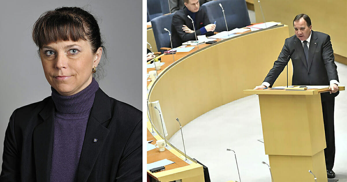 Emma Carlsson Löfdahl (L)