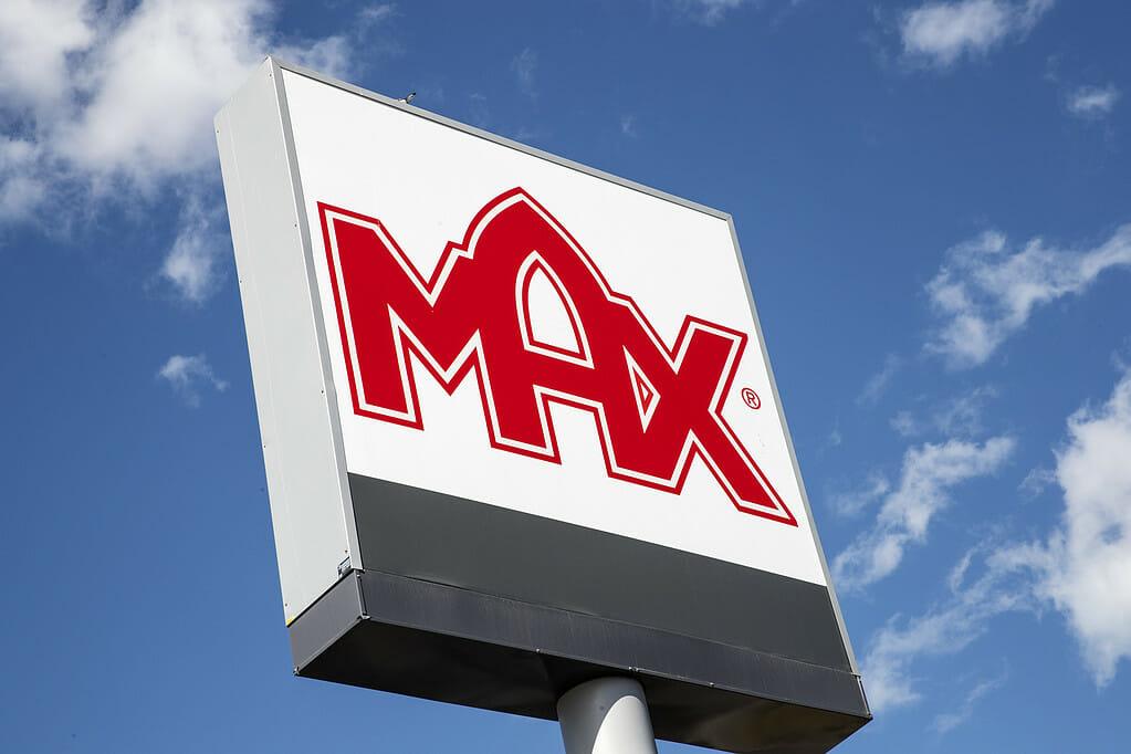 Max hamburgarrestaurang