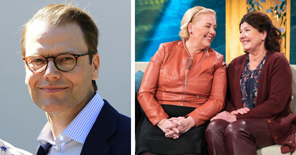 "Prins Daniel ska medverka i SVT:s ""Fråga doktorn"""