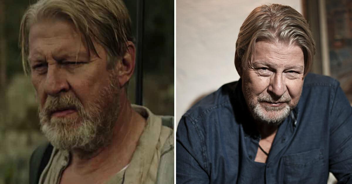 Rolf LAssgård i TV-serien Jägarna