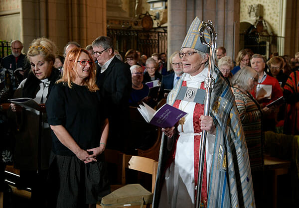 antje jackelén, ärkebiskop