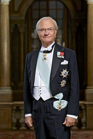 Kung Carl Gustaf