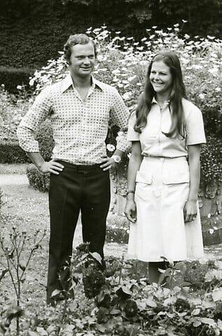 Kung Carl-Gustaf, Drottning Silvia