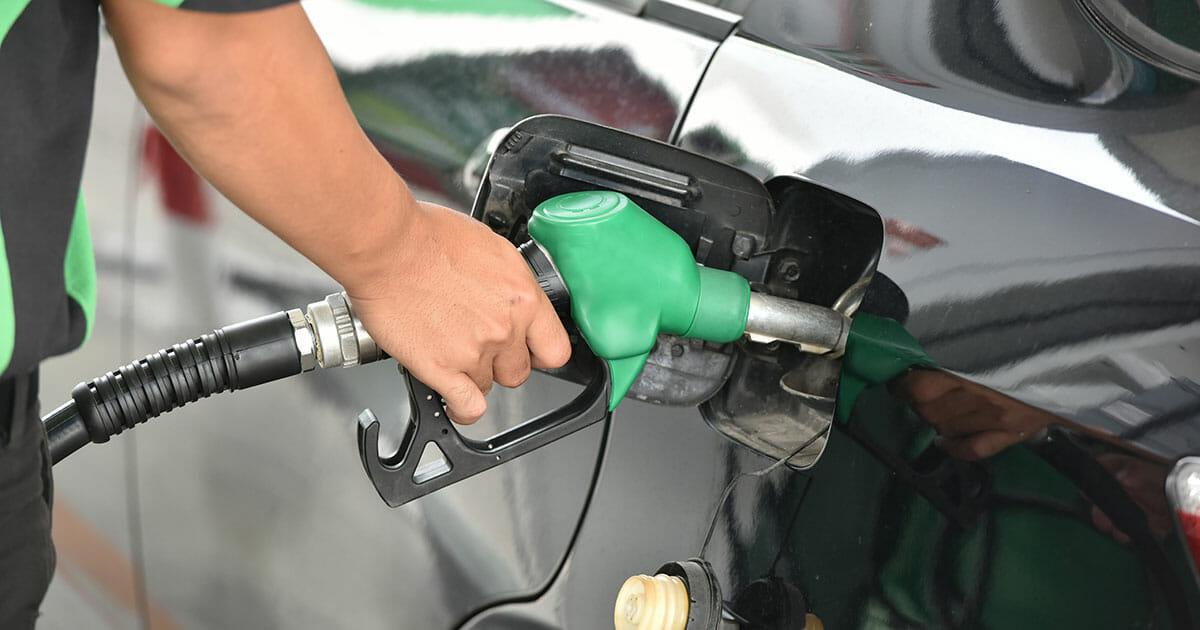 bensinpris