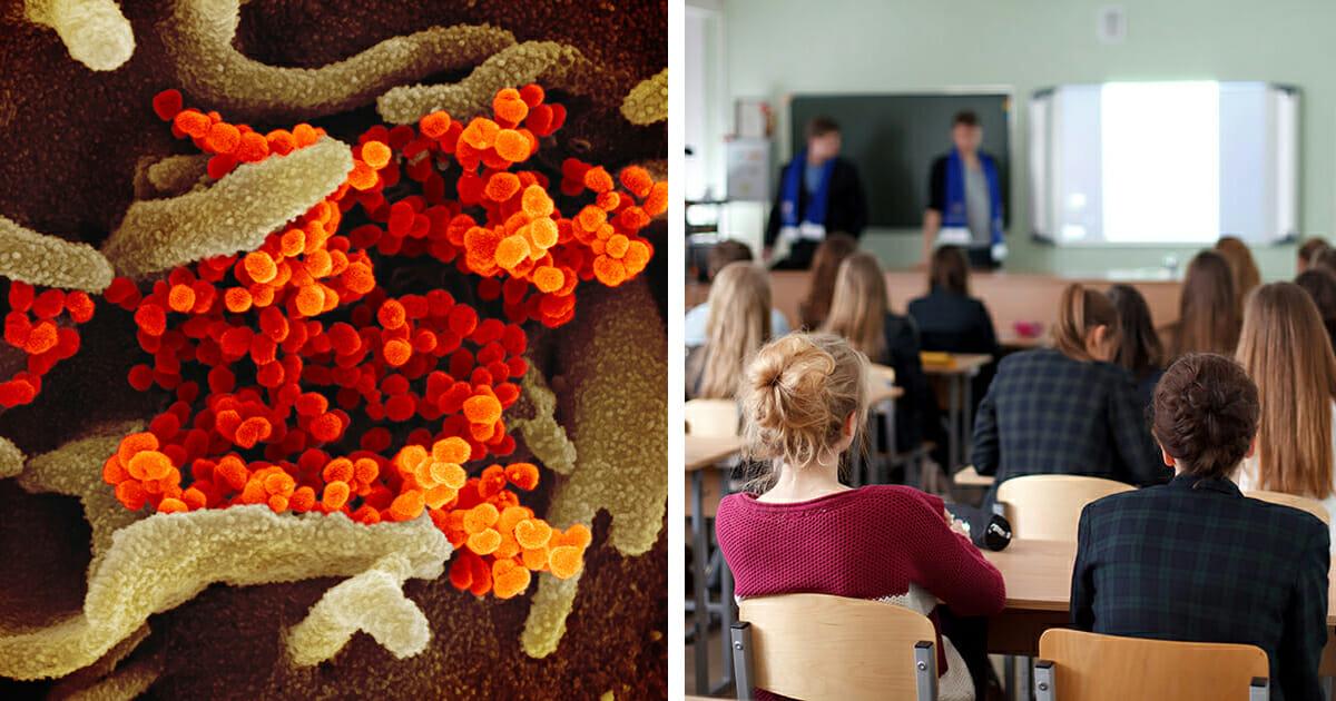 JUST NU: Flera skolor stängs – efter larm om coronavirus