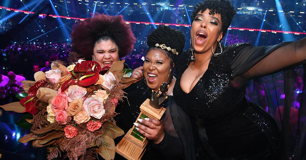 Hela resultatet i Melodifestivalen 2020 - The Mamas vinner ...