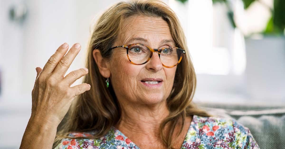 """Suzanne Reuter, 67, smittad av coronaviruset – berättar om svåra tiden: """"Jag var sjuk ordentligt"""""""