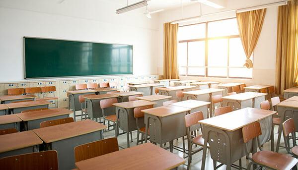 skola, klassrum