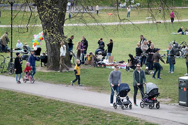 rålambshovsparken, stockholm