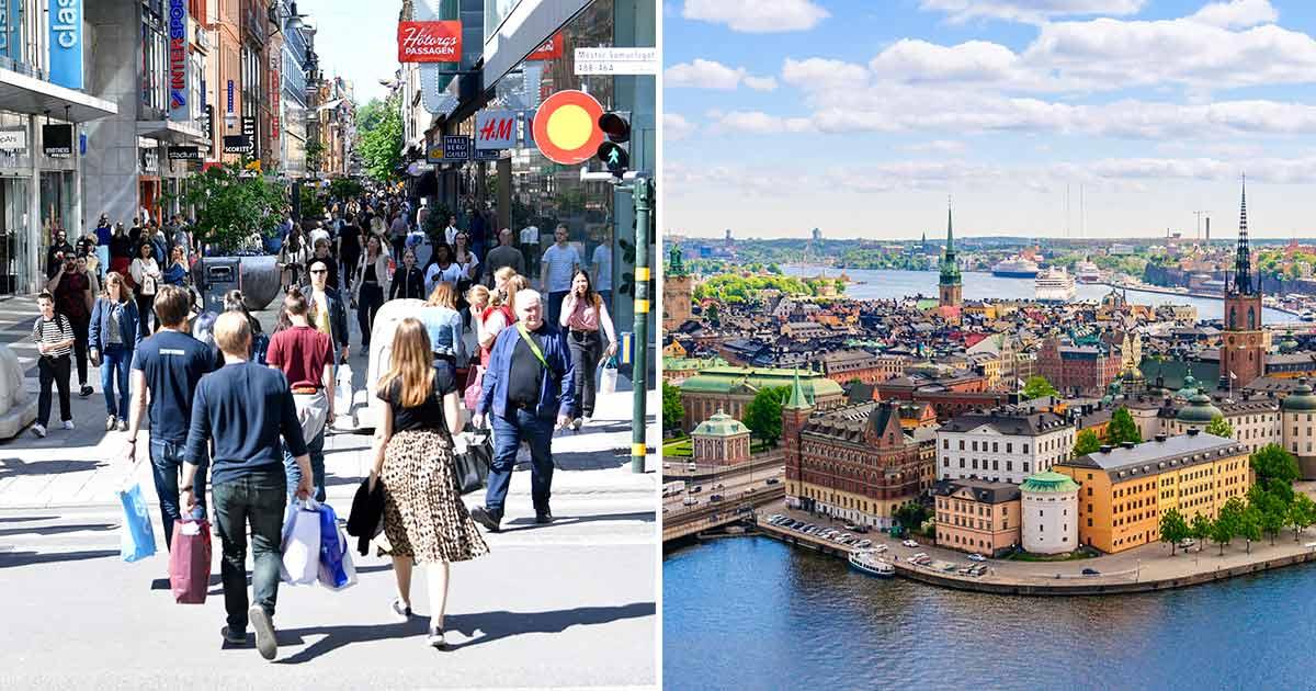 Dystra beskedet: Stockholm bland Europas mest coronadrabbade platser – 71 procent överdödlighet