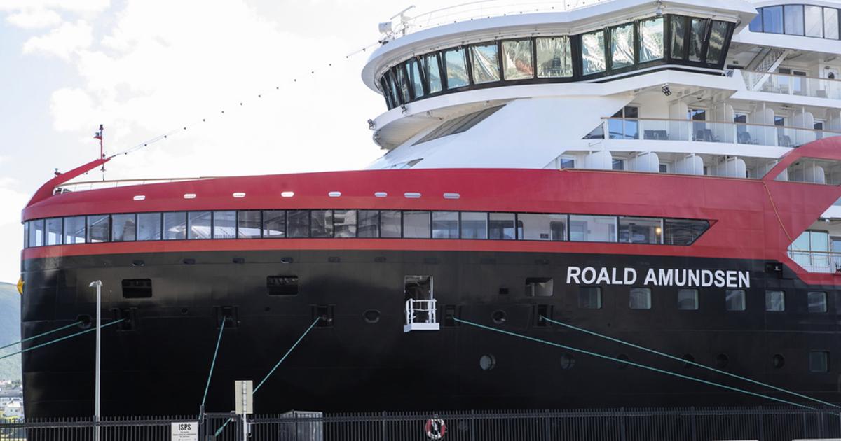 """Coronautbrott på Hurtigruten i Norge – 100-tals personer tvingas till karantän: """"Vi är väldigt ledsna…"""""""