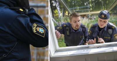 Polisen varnar