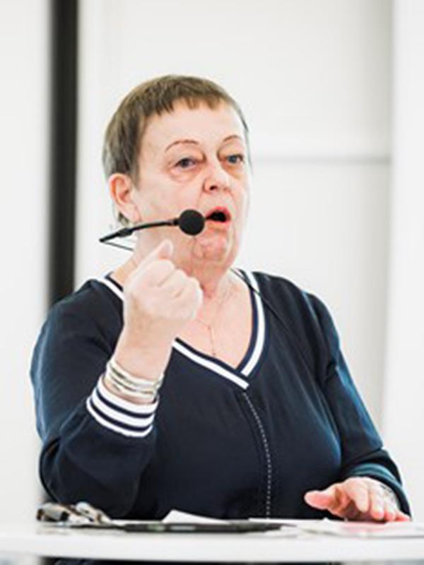 PRO:s ordförande Christina Tallberg. Foto: Anneli Nygårds/PRO/pressfoto