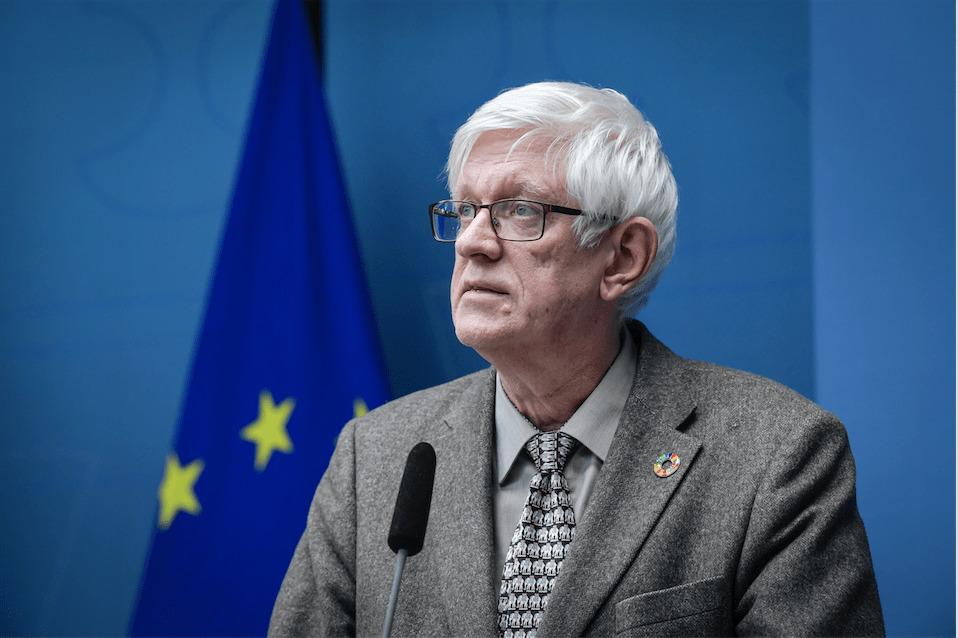 Johan Carlson