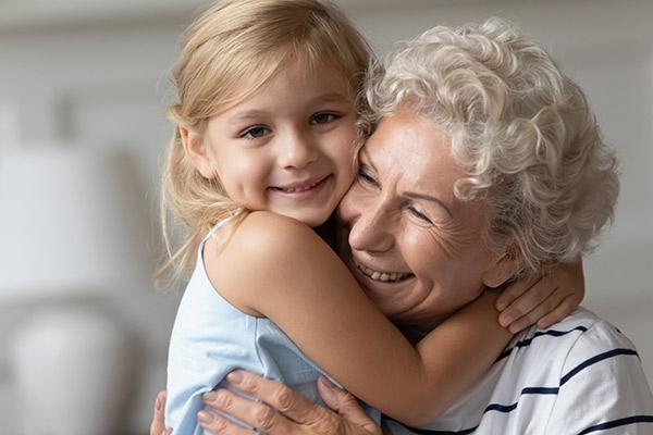 krama barnbarn